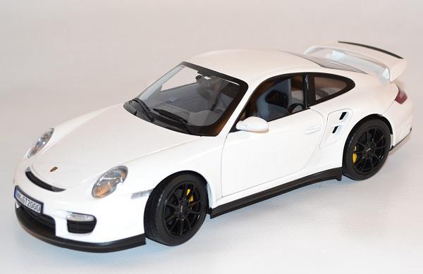 porsche 911 gt2 2007 miniature au 1 18 de chez norev. Black Bedroom Furniture Sets. Home Design Ideas