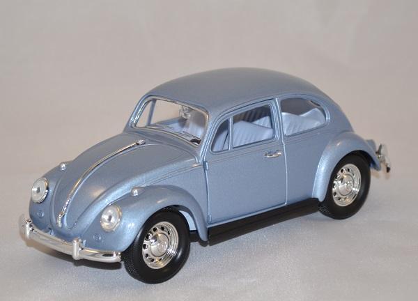 volkswagen coccinelle 1967 bleu 1 32 miniature yatming. Black Bedroom Furniture Sets. Home Design Ideas