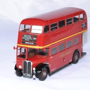 Aec regent 3rt bus imperial 1939 ixo 1 43 autominiature01 1