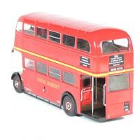 Aec regent 3rt bus imperial 1939 ixo 1 43 autominiature01 2