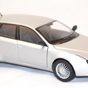 Alfa romeo 159 sw argent miniature motor max 1 43 autominiature01 com 3