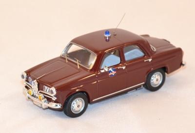 Alfa Romeo Giulietta 1964 Police autoroute Italie RIO 1-43 RIO1964.1