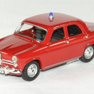 Alfa Roméo Giulietta TI pompiers 1953