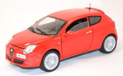 Alfa roméo mito rouge 1/24 Motor max