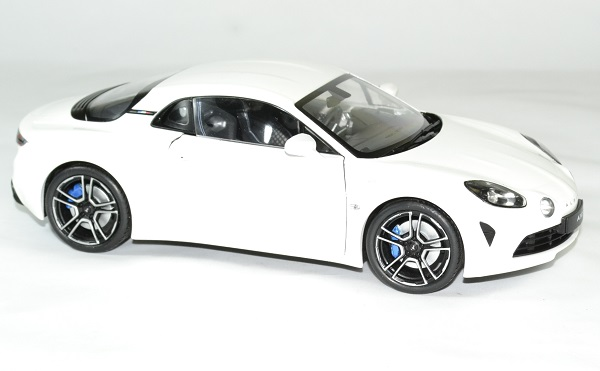 Alpine a110 2017 blanche 1 18 solido autominiature01 5