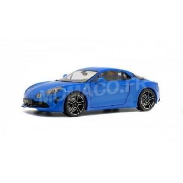 Alpine a110 2017 bleue solido 1/18