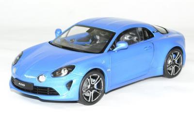 Alpine A110 2017 Bleue