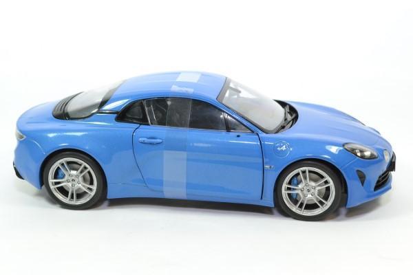 Alpine a110 pure 2018 bleue 1 18 solido autominiature01 1801604 3