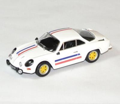 Alpine renault A110 blanche