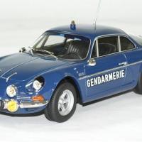 Alpine renault a110 1600s gendarmerie 1971 1 18 norev autominiature01 1