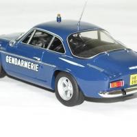 Alpine renault a110 1600s gendarmerie 1971 1 18 norev autominiature01 2