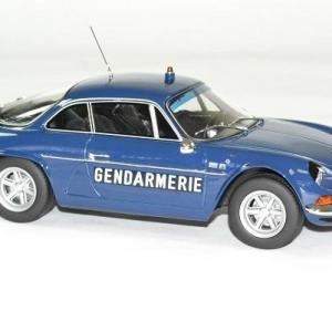 Alpine renault a110 1600s gendarmerie 1971 1 18 norev autominiature01 3