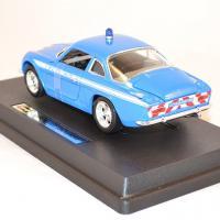 Alpine renault a110 1600s gendarmerie b r i bburago 22035 1 24 miniature auto autominiature01 comu 2
