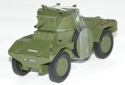 AMD Panhard 178 Automitrailleuse militaire Indochine juin1952 Opération Karamako