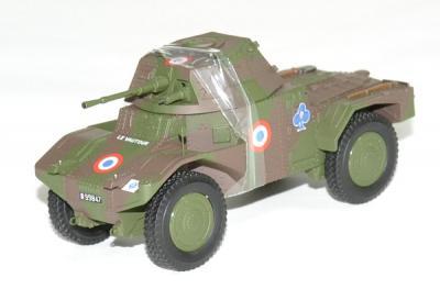 AMD Panhard 178 Automitrailleuse militaire France 1940 2ème DLM 8ème RC