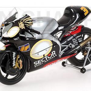 APRILIA 250 CC RSV #3 M. Melandri GP 250