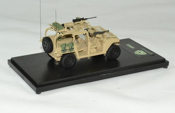 Arquus vlfs sable militaire 1 48 master fighter autominiature01 3