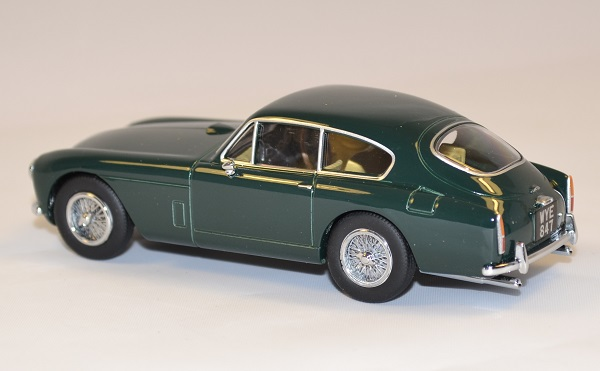 Aston martin db2 mk3 saloon british oxford 1 43 autominiature01 com 2