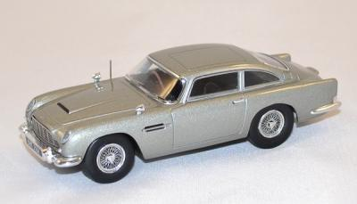 Aston martin DB5 james bond Goldfinger 1964 Hotwheels elite 1/43