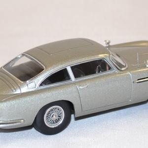 Aston martin db5 james bond goldfinger hotwheels elite 1 43 autominiature01 3