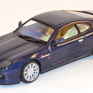 Aston Martin DB7 Vantage bleue 1/43 de Sunstar Vitesse