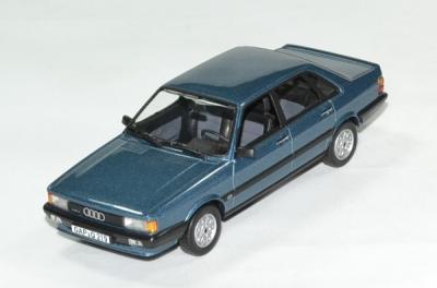 Audi 80 Quattro 1985 Bleu métallisé