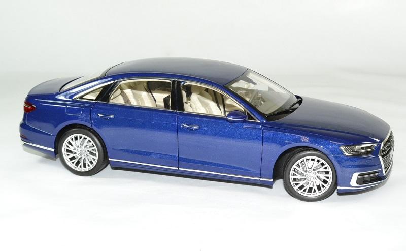 Audi a8 l 2017 bleu norev 1 18 autominiature01 3