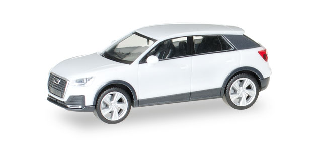 Audi q2 ibis 1 87 herpa autominiature01