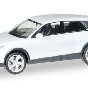 Audi Q2 blanc ibis