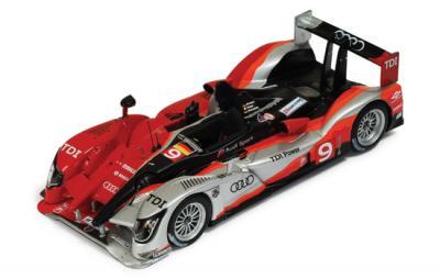 Audi R15 Tdi #9 Winner le mans 2010