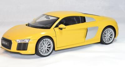 Audi R8 V10 2016 jaune