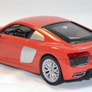Audi r8 v10 rouge welly 1 24 autominiature01 2