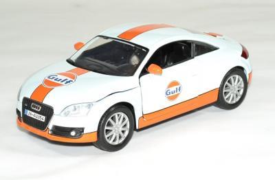 Audi TT décoration Gulf