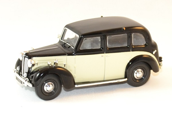 Austin fx3 1954 noir ixo 1 43 autominiature01 1