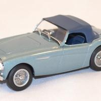Austin healey 100 bn1 bleue oxford ah1001 1 43 autominiature01 com 1