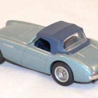 Austin healey 100 bn1 bleue oxford ah1001 1 43 autominiature01 com 3