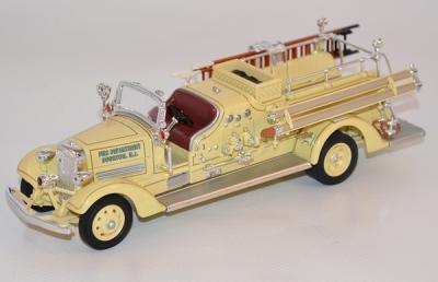 Ahrens Fox VC 1938 Boonton NJ Fire Dpt