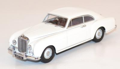 Bentley S1 continental Blanc 1/43 Oxford Oxfordbcf003