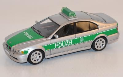 Bmw 520 E39 Police Allemande Neo 1/43