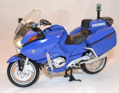 Bmw R 1200 RT-P Gendarmerie Nationale 1/12 New Ray