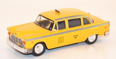 Checker taxi New York 1977 serie friends