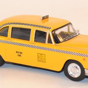 Autominiature01 com checker taxi new york 1977 serie friends greenlight 1 43 3