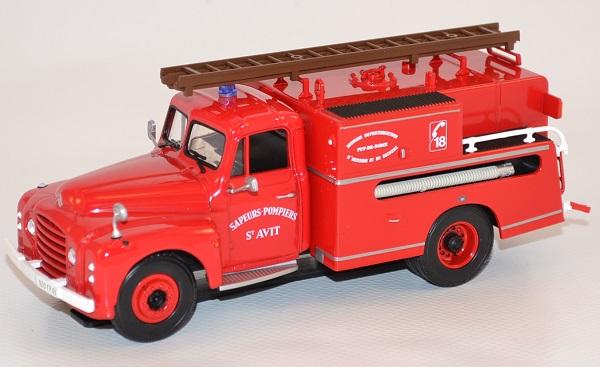 Autominiature01 com citroen t46 pompiers guinard 1 43 norev 1962 nor159988 1