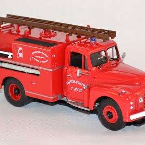 Autominiature01 com citroen t46 pompiers guinard 1 43 norev 1962 nor159988 2