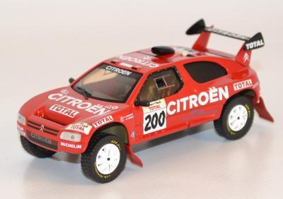 Citroen Zx Paris-Dakar 1995 Lartigue