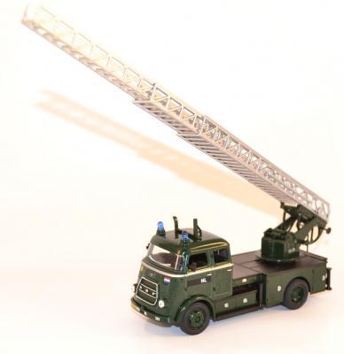 Daf A1600 1962 Pompier Echelle Pays Bas