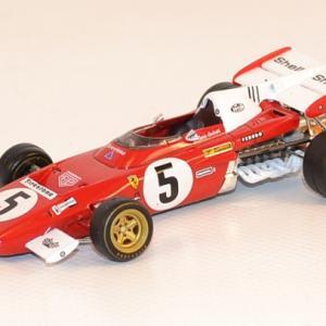 Ferrari 312 b2 #5 andretti 1971 ixo 1/43