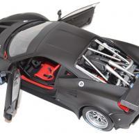 Autominiature01 com ferrari 458 gt2 hotwheels elite 1 18 hwtck09 4