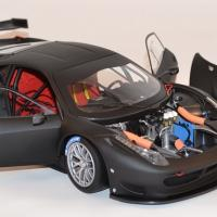 Autominiature01 com ferrari 458 gt2 hotwheels elite 1 18 hwtck09 5