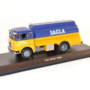Autominiature01 com fiat 628n sacla citerne camion ixo 1 43 1